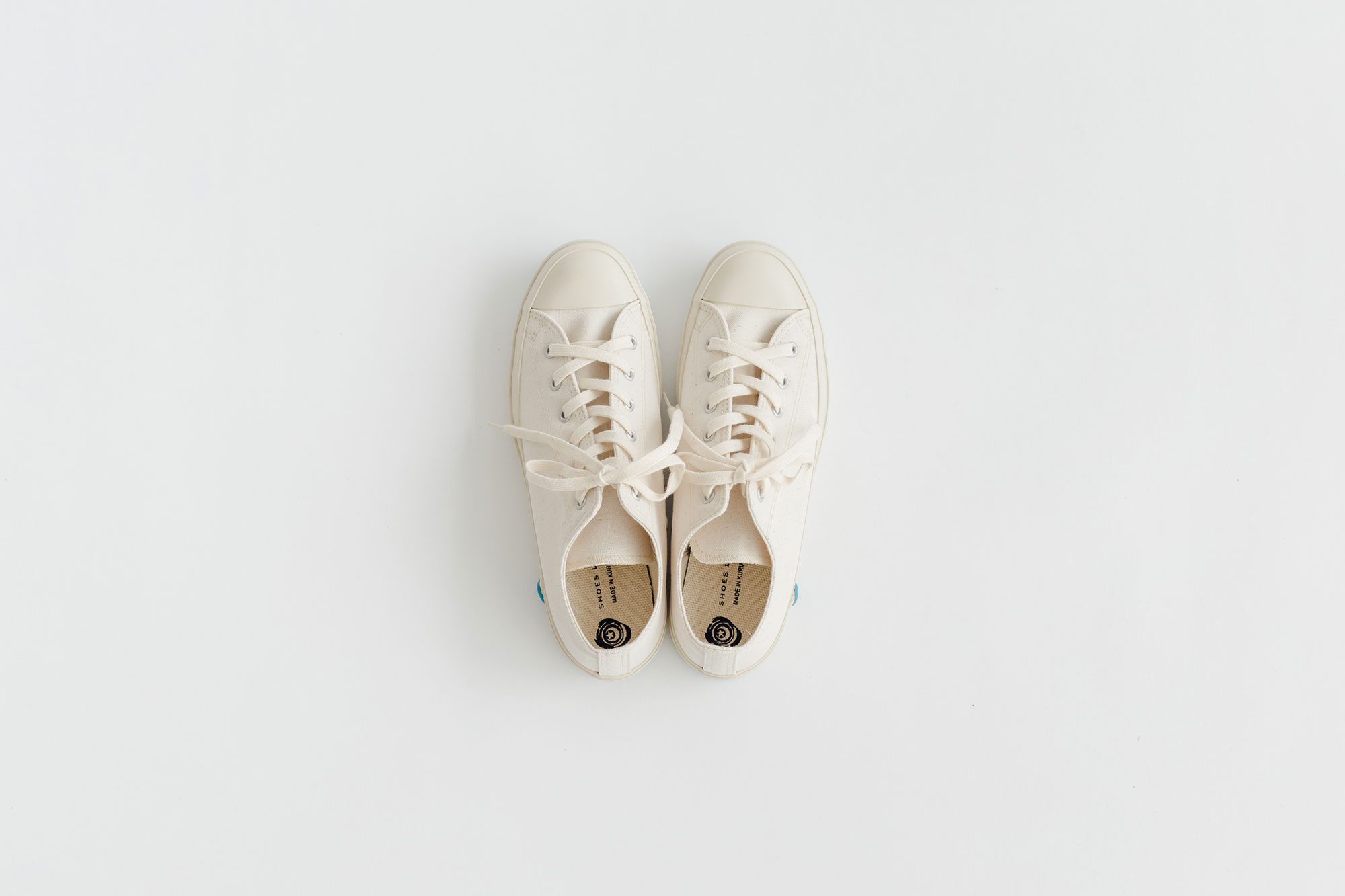 SHOES LIKE POTTERY LOW WHITE