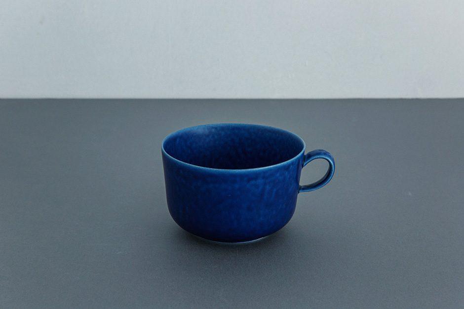 yumiko iihoshi porcelain ReIRABO カップ off shore blue