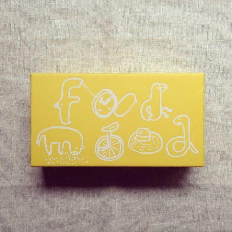 foodmoodのクッキーボックス