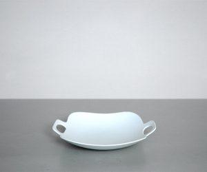 "yumiko iihoshi porcelain ""bon voyage"" プレート white"