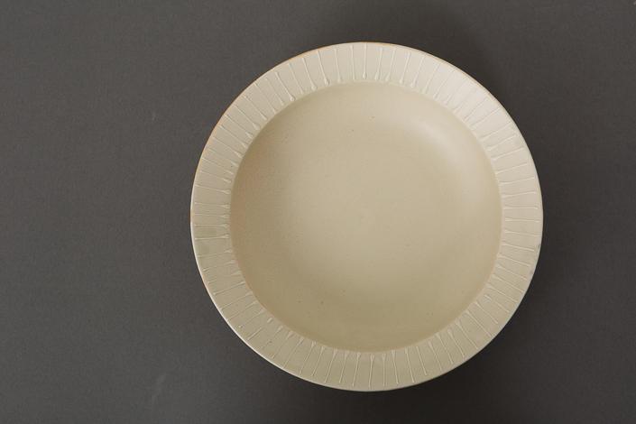 "yumiko iihoshi porcelain""Fuyu no hi""(L) ivory"
