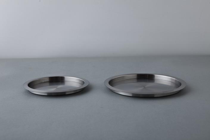 yumiko iihoshi porcelain ステンレスコースター(L)