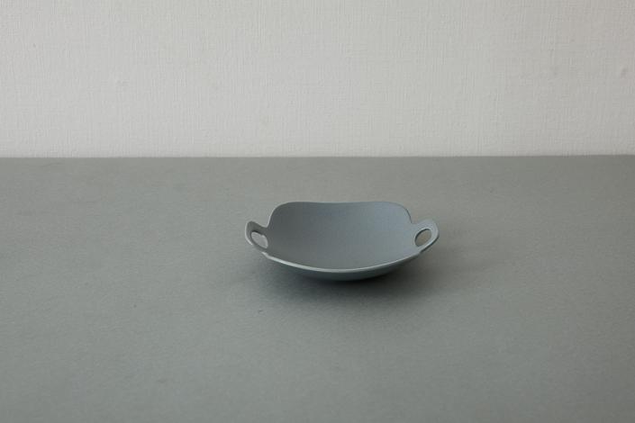 """yumiko iihoshi porcelain """"bon voyage"""" プレート gray"""