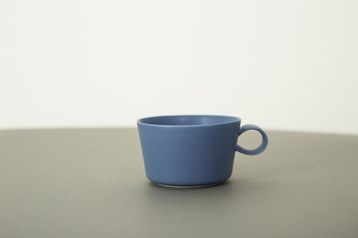"yumiko iihoshi porcelain ""unjour"" カップ ruri"
