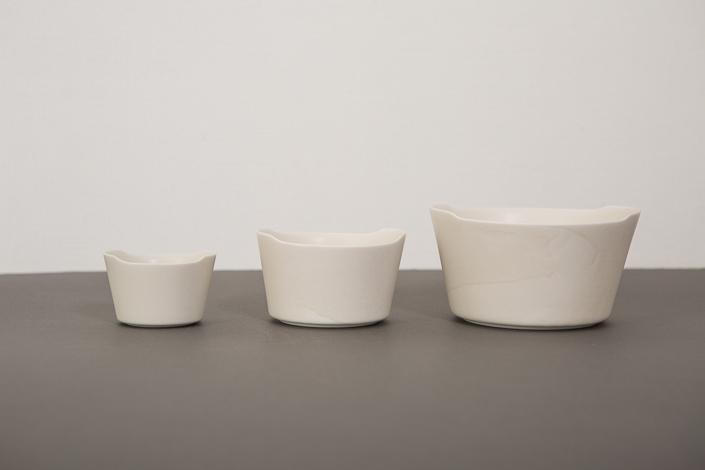 "yumiko iihoshi porcelain ""unjour"" matin ボウル suna"