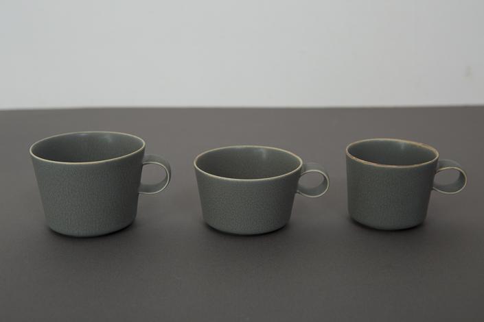 """yumiko iihoshi porcelain """"unjour"""" カップ moku【生産終了のため在庫限り】"""