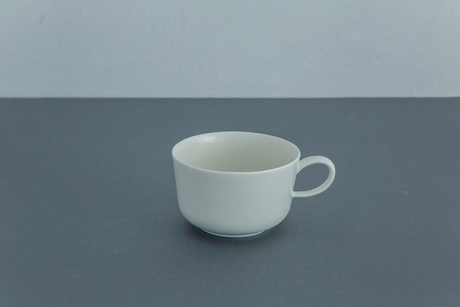 yumiko iihoshi porcelain ReIRABO カップ quiet white