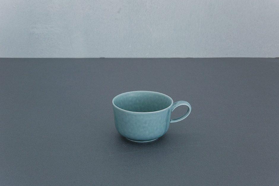 yumiko iihoshi porcelain ReIRABO カップ spring mint green
