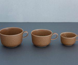 yumiko iihoshi porcelain ReIRABO カップ warm soil brown