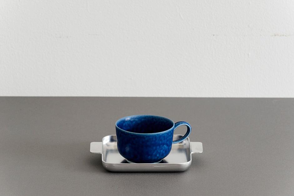 yumiko iihoshi porcelain アルミコースター