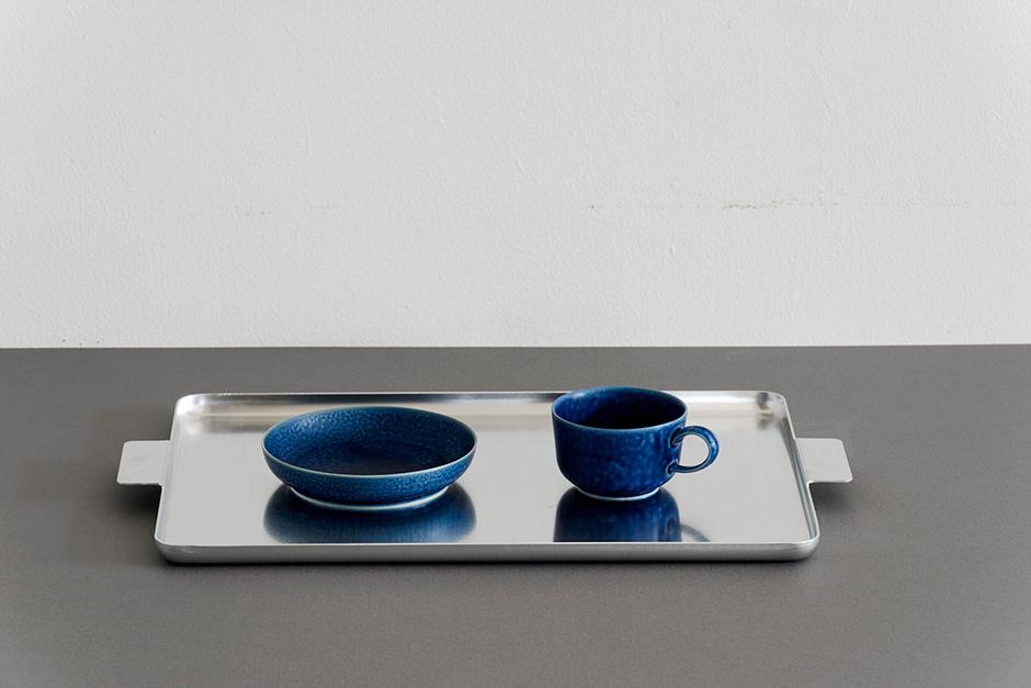 yumiko iihoshi porcelain アルミトレー レクタングル
