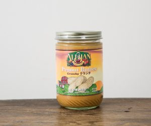 Alishan アリサン ピーナッツバター(クランチ)