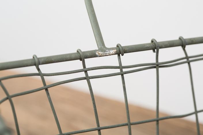 fog linen work トレイバスケット
