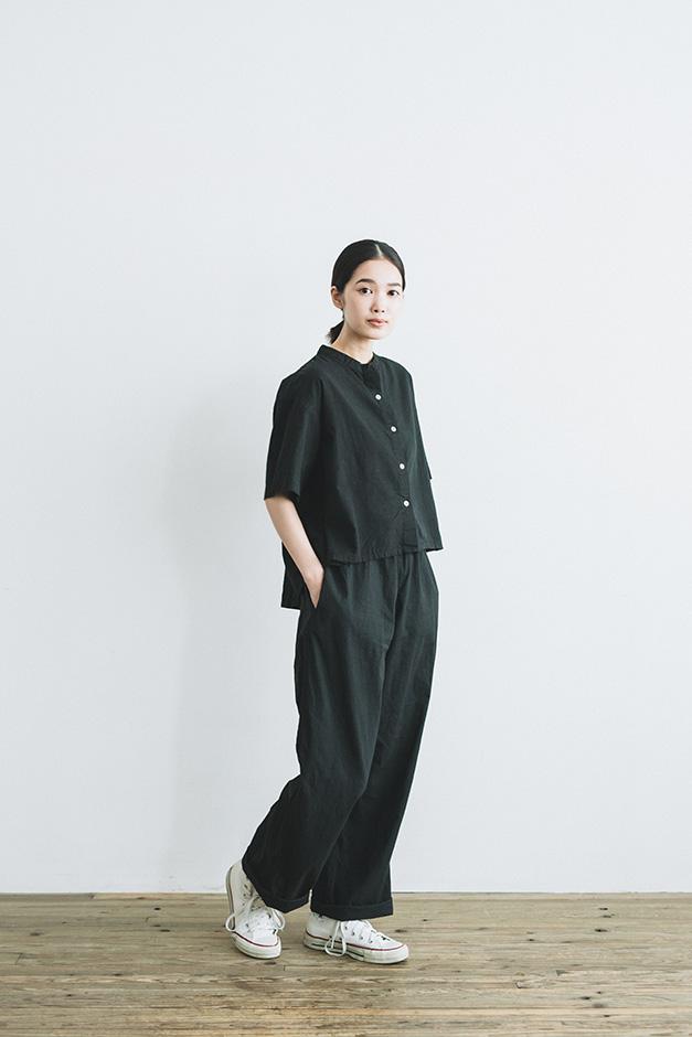 miiThaaii ジタ 半袖シャツ 別注カラー