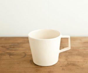 安齋新・厚子 コーヒーカップ