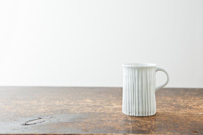 角田淳 しのぎのマグカップ