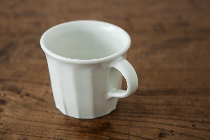 角田淳 子どものマグカップ