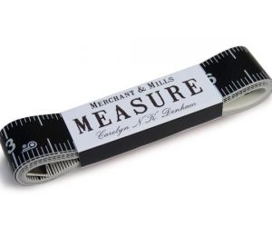 MERCHANT & MILLS MEASURE