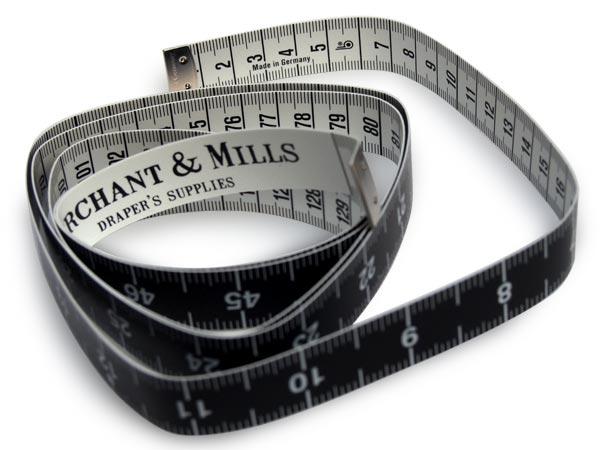 MERCHANT & MILLS MEASURE