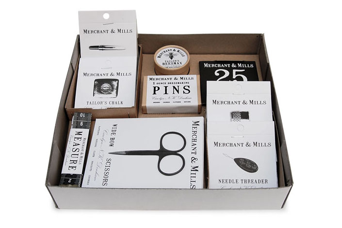 MERCHANT & MILLS SEWING BOX