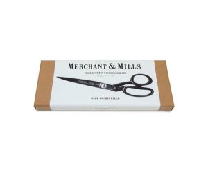 MERCHANT & MILLS TAILOR'S SHEARS