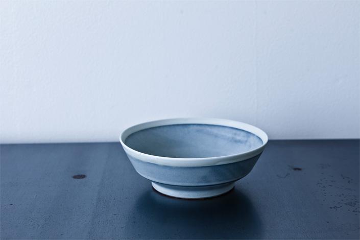 """yumiko iihoshi porcelain """"with 4"""" 17 hachi gray"""