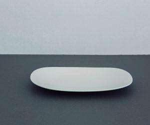 yumiko iihoshi porcelain rectangle maru-tsuya
