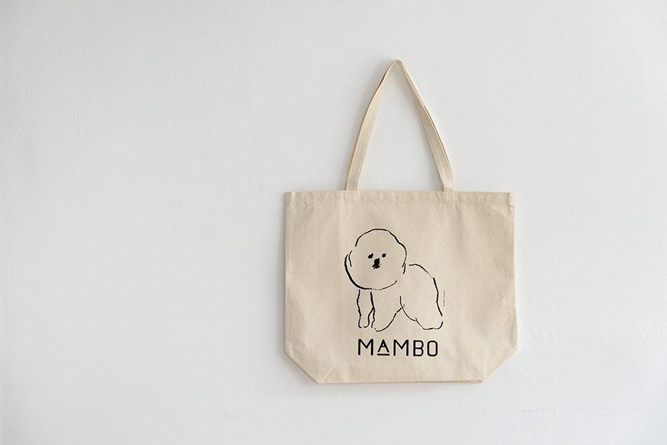 DO MAMBO トートバッグ ナチュラル(L)