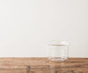 KINTO CAST ガラスキャニスター 浅型(M)