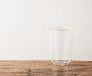 KINTO CAST ガラスキャニスター 深型(M)