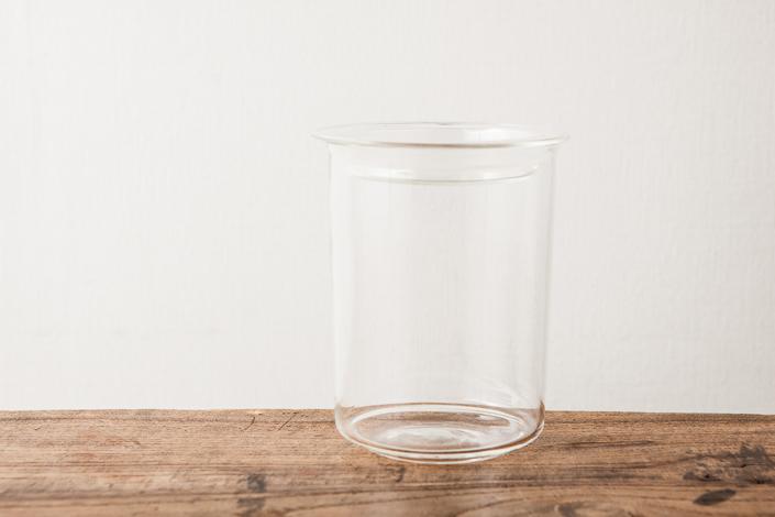 KINTO CAST ガラスキャニスター 深型(L)