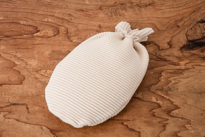 F/style スーピマ綿の湯たんぽカバー