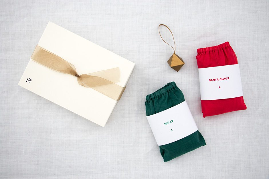 TESHIKI パンツ CHRIST-MAS BOX