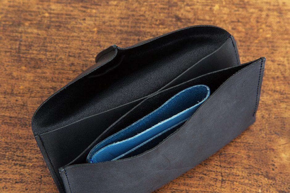 トートーニー 長財布 ブラック