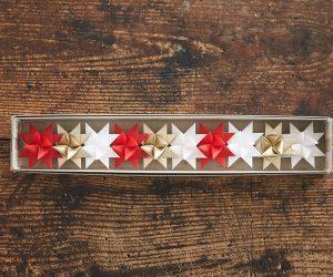ツヴィリンゲ フレーベルの星「レッド×ゴールド」 バラ10個セット