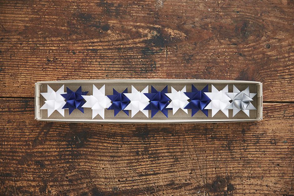 ツヴィリンゲ フレーベルの星「きよしこの夜」 ひとつづり10個セット