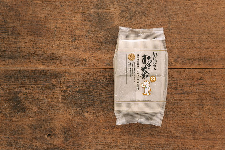 ほんまもん麦茶 ティーバッグ(10g×52パック)