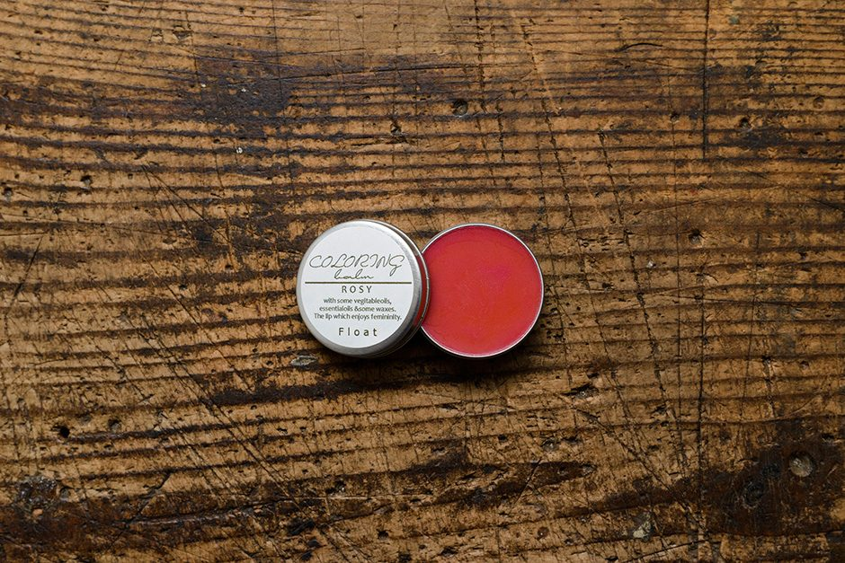 Float COLORING balm ROSY