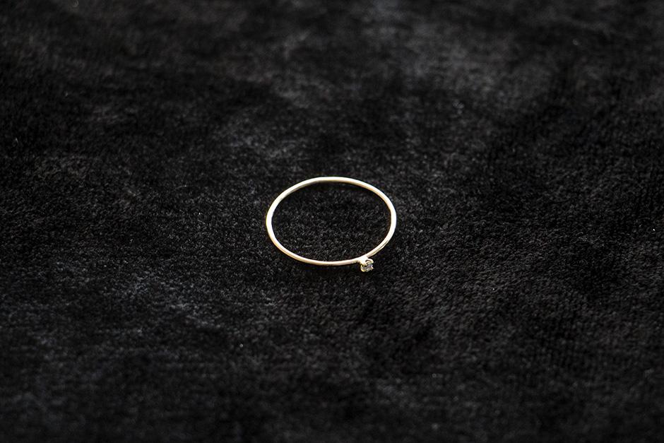 accessories mau ダイヤモンドリング