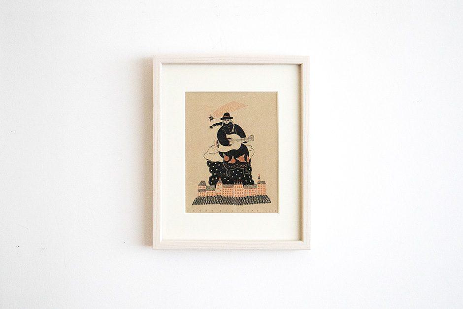 Sanae Sugimoto 「冬のおと」