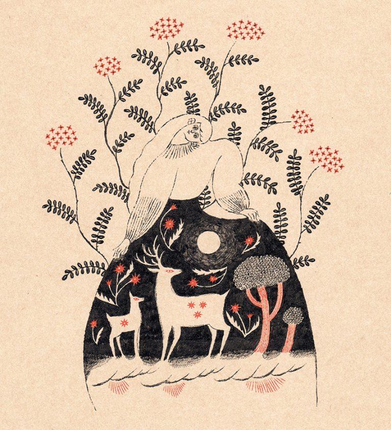 Sanae Sugimoto 「月夜のスカート」