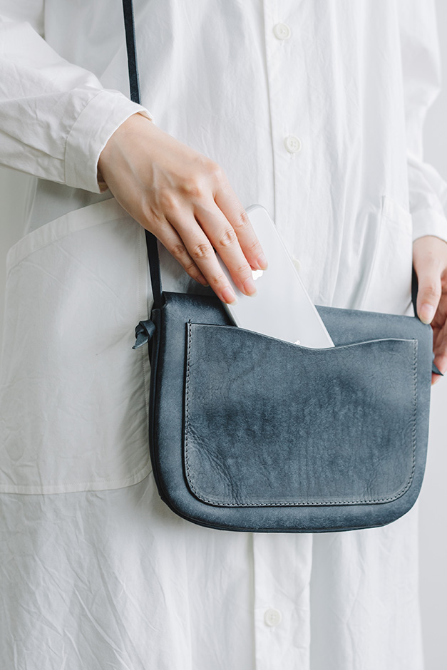 safuji kinariバッグ(マチ深ポケット付)