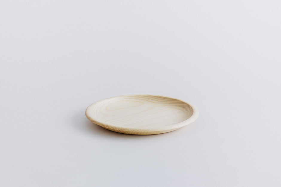 オケクラフトのパン皿