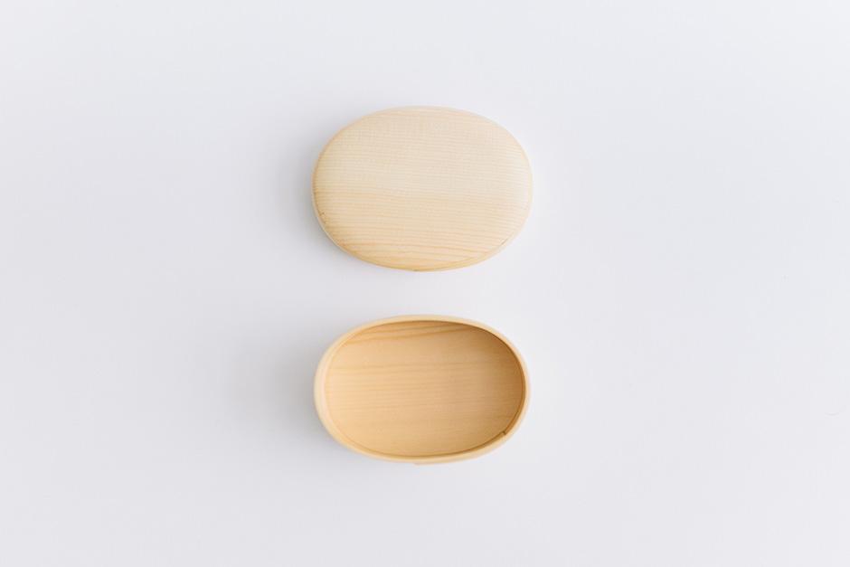オケクラフトの弁当箱 豆曲げ輪