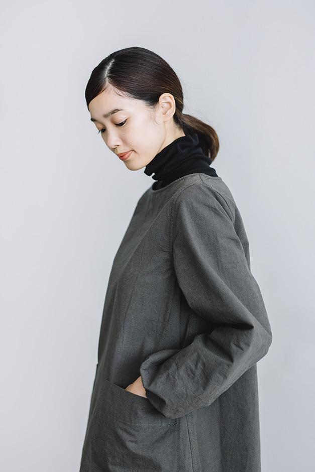yourwear コットンワークドレス<予約受付中>