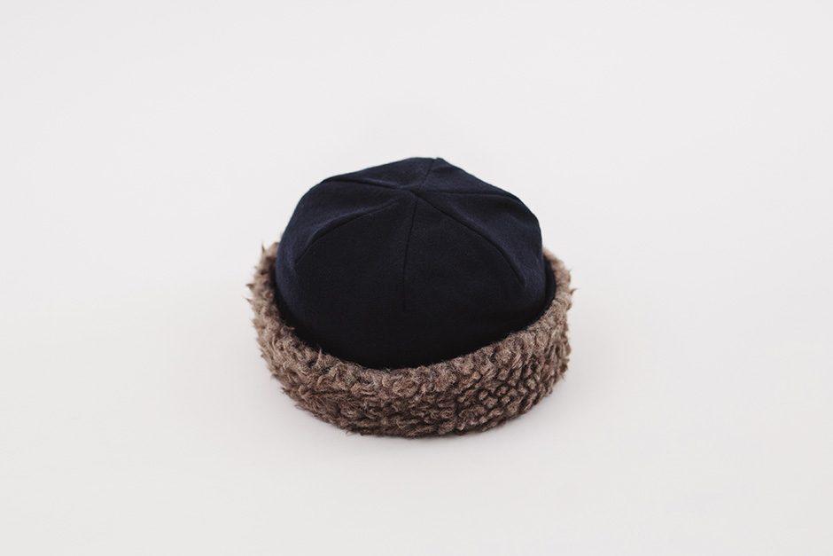 mature ha. hood cap