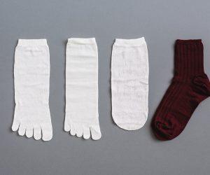 KARMAN LINE PLUTO 冷えとり靴下セット(ウール)