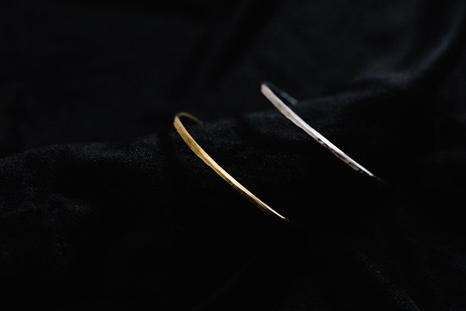 accessories mau 細バングル