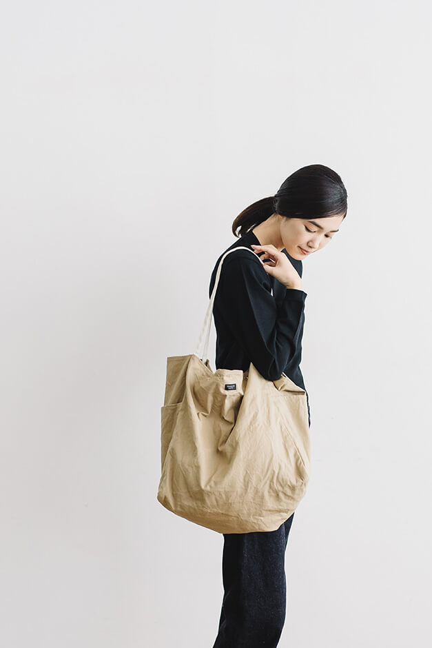 STANDARD SUPPLY DAILY TOTE(L)
