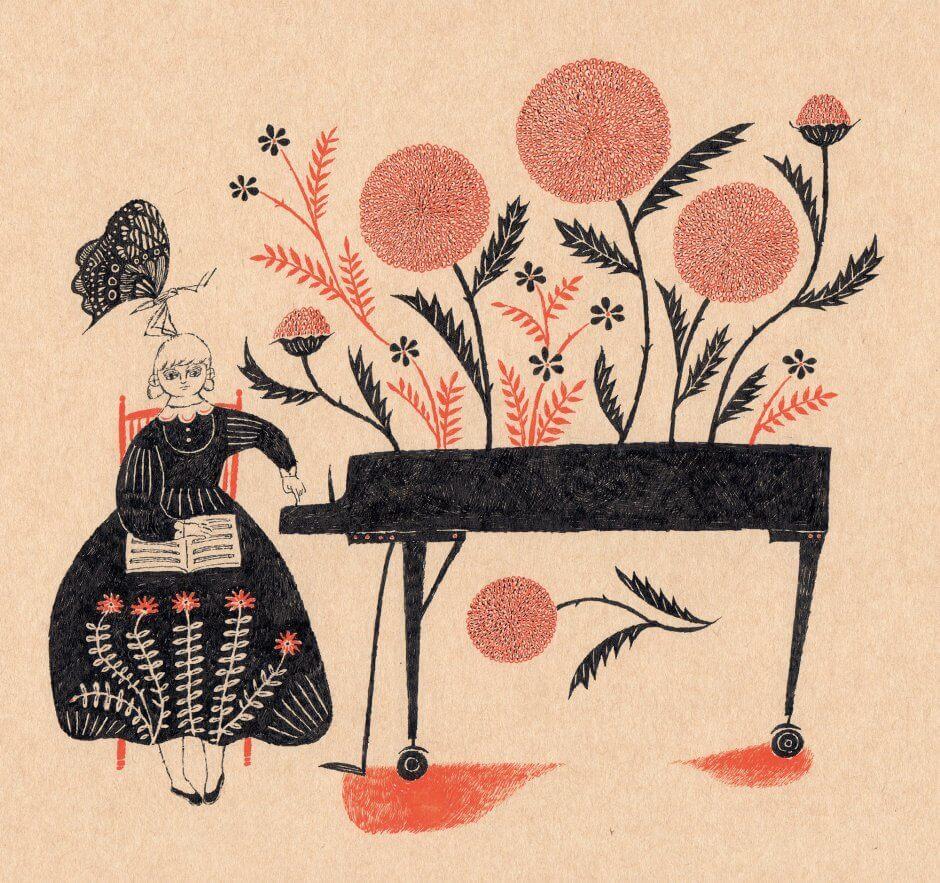 Sanae Sugimoto 「最初の音」